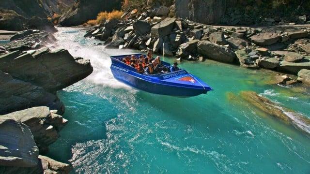 jetboat nueva zelanda