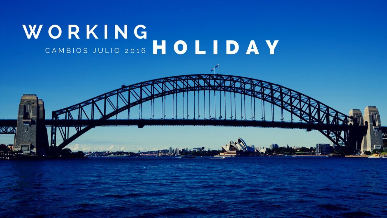 how to get a working holiday visa extension