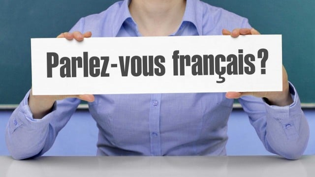work and travel francia hablar frances