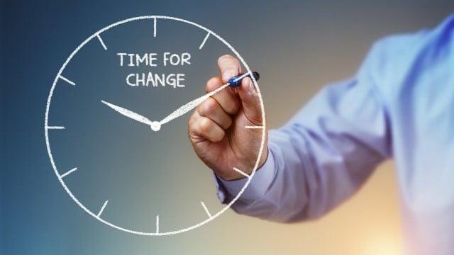 empezar por cambiar nosotros mismos