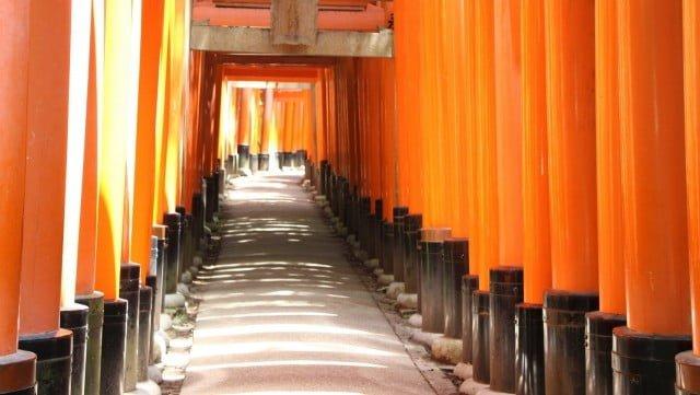 viaje por japon kioto