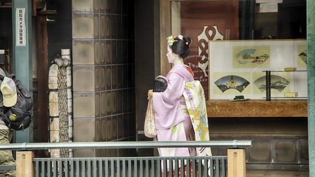 viaje por japon geisha