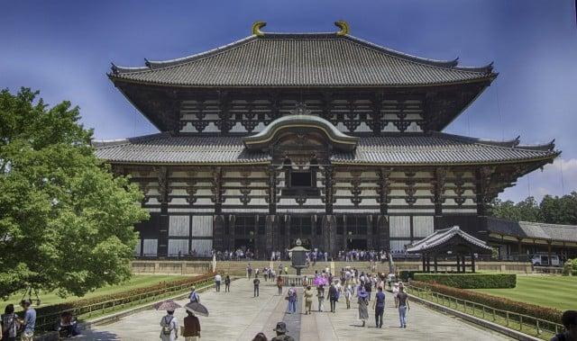 viaje por japon nara
