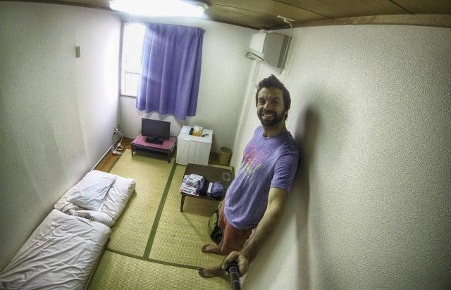 viaje por japon pieza