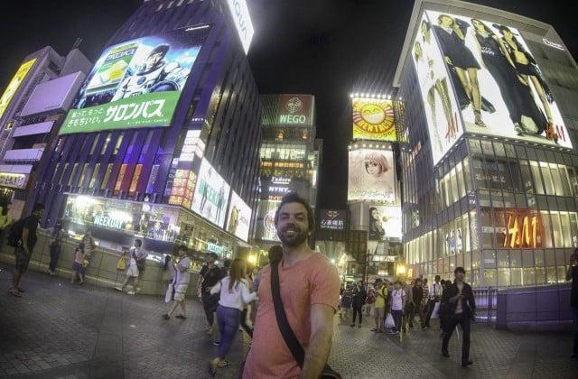viaje por japon osaka