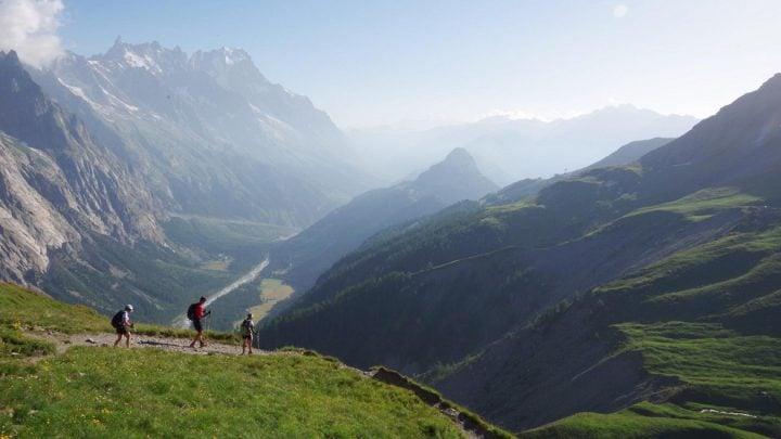 tour du mont blanc caminata