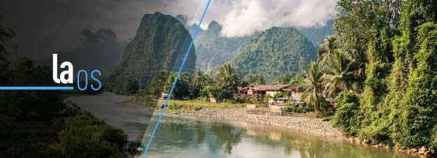 guia viajar por laos principales destinos