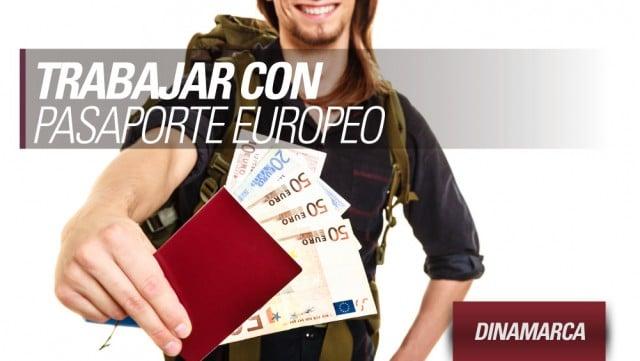 trabajar en dinamarca pasaporte europeo italiano