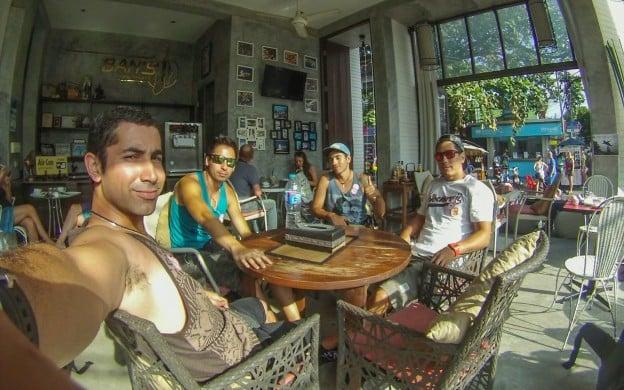 recorriendo tailandia bangkok