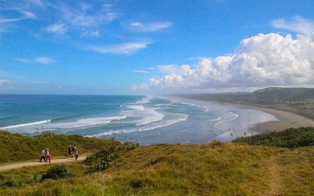 playas nueva zelanda