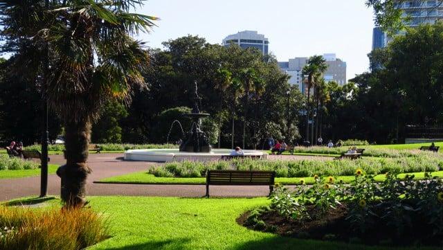 albert park auckland nueva zelanda