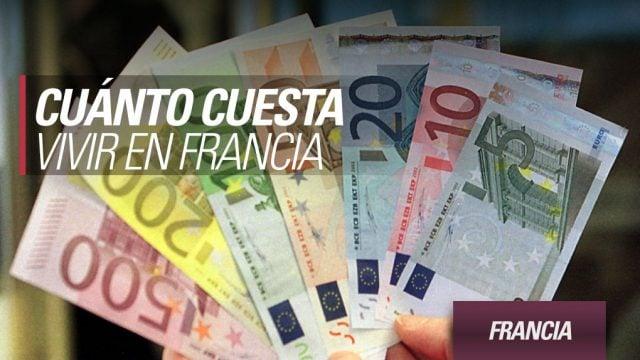 francia costo de vida