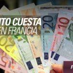 cuanto cuesta vivir en francia