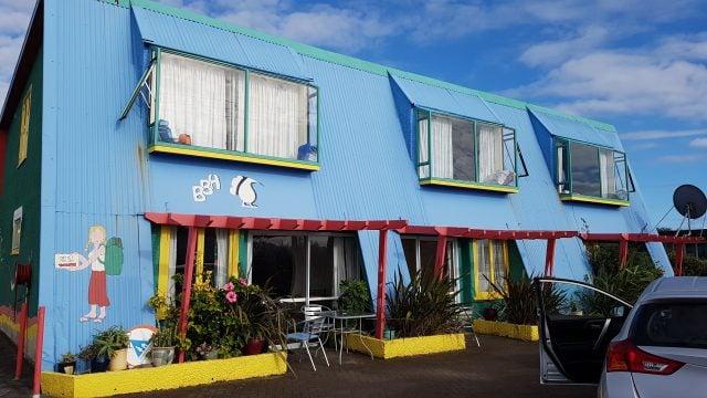 hostel whitianga nueva zelanda