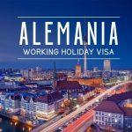 visa working holiday alemania para argentinos