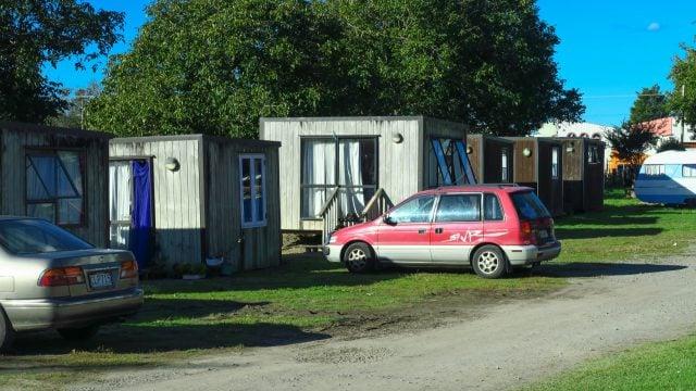 cabins caravan park kiwis te puke