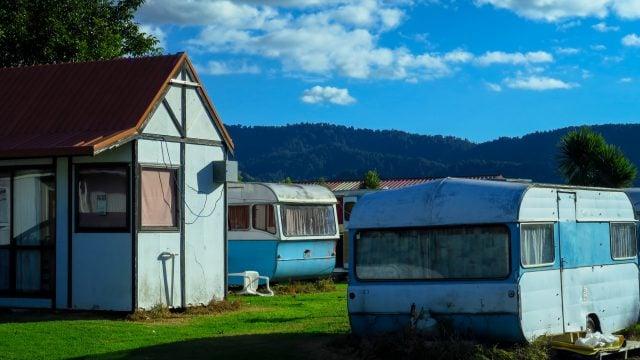 caravan park kiwis te puke