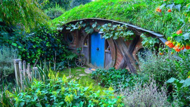 hobbiton nueva zelanda senor de los anillos