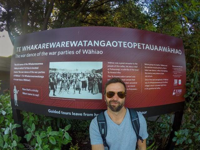 palabra maori nueva zelanda