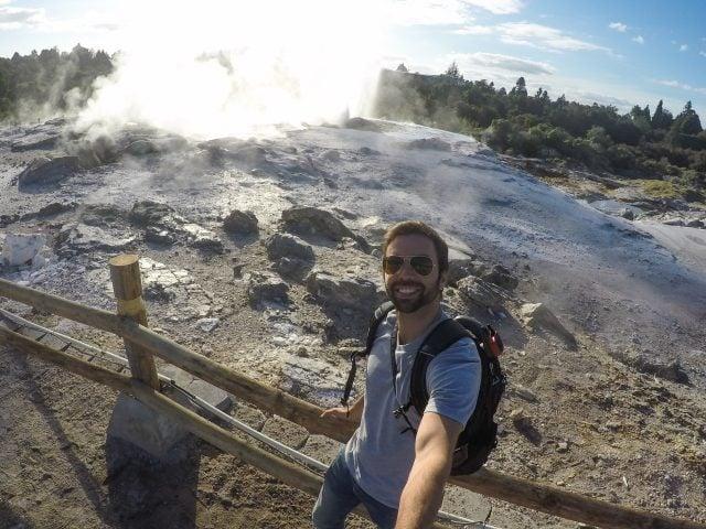 rotorua nueva zelanda geysers