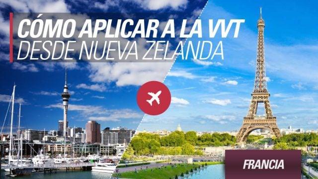 vvt francia working holiday desde nueva zelanda