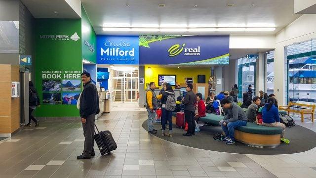 milford sounds nueva zelanda