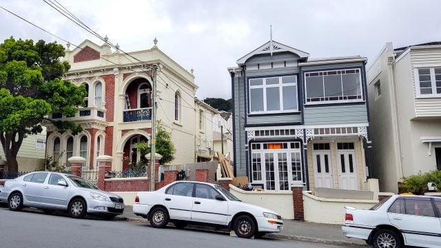 casas wellington nueva zelanda