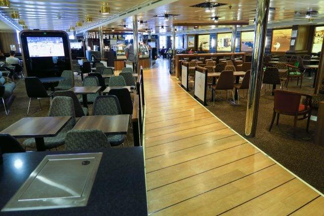 ferry nueva zelanda wellington interislander