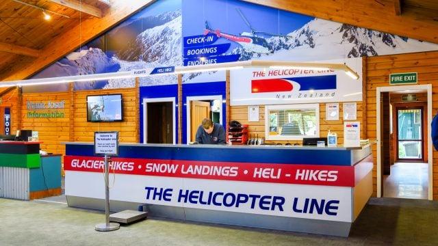 local tour helicoptero glaciar franz josef