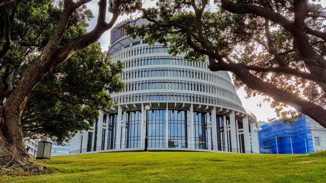 parlamento nueva zelanda wellington