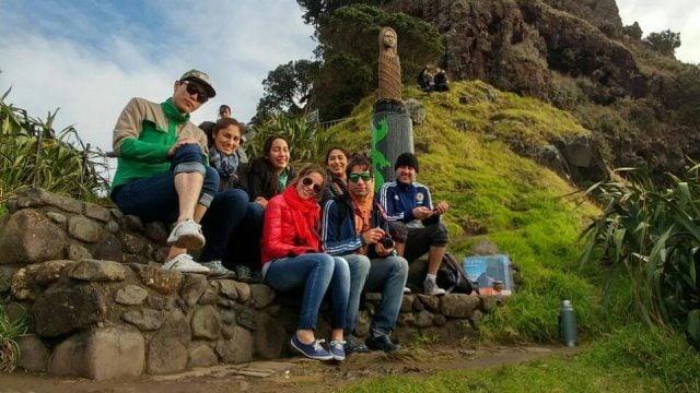 estudiando ingles en nueva zelanda auckland