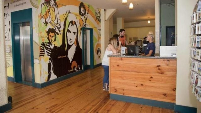 ashfield hostel dublin irlanda