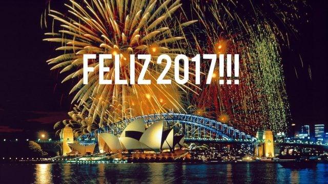 feliz fin de año 2017