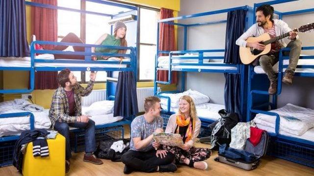 jacobs inn hostel dublin irlanda