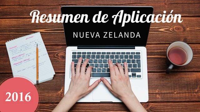 nueva zelanda 2016 resumen apliacion working holiday