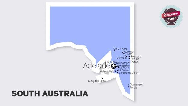trabajar campo australia south australia