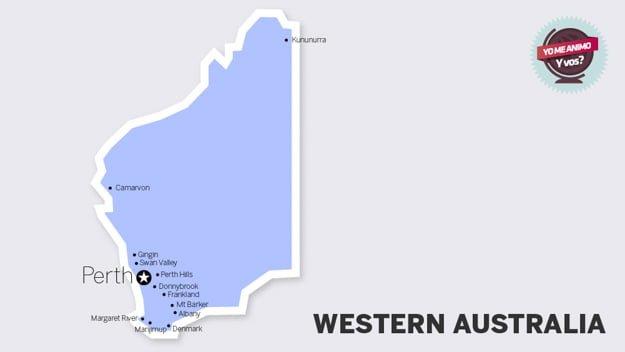 trabajar campo australia western australia