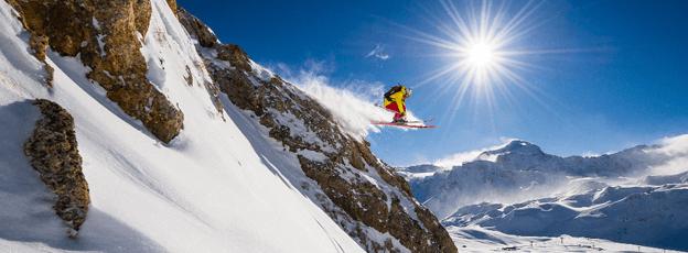 principales centros de ski en francia