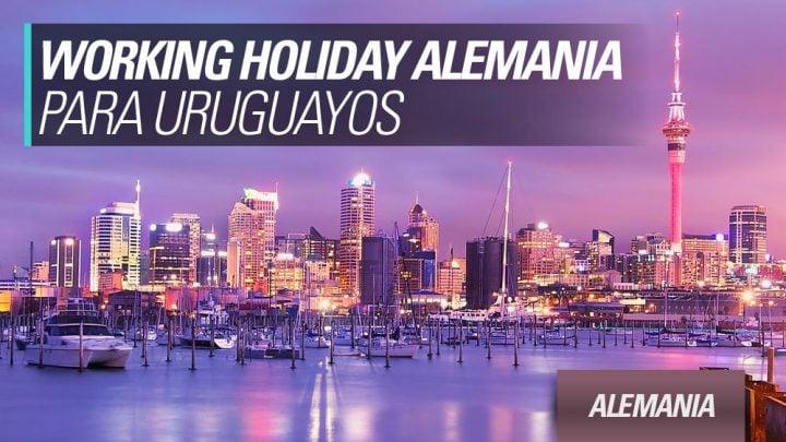 working holiday alemania para uruguayos