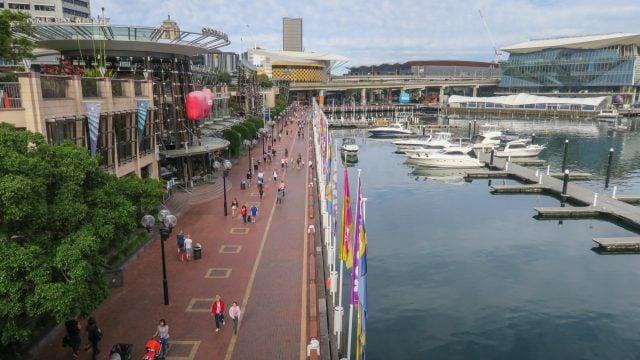 the promenade sydney australia