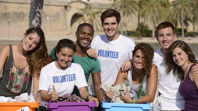 voluntariados trabajar