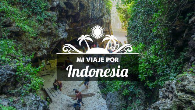 viaje indonesia recorrido 2016