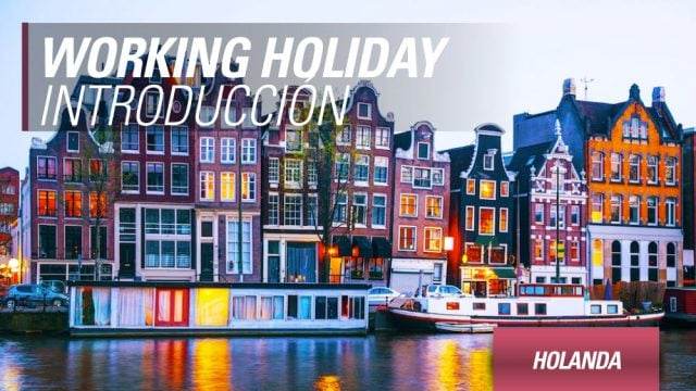 working holiday holanda