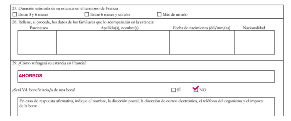 visa vvt francia working holiday