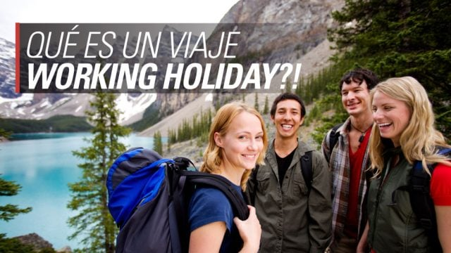 que es una working holiday visa