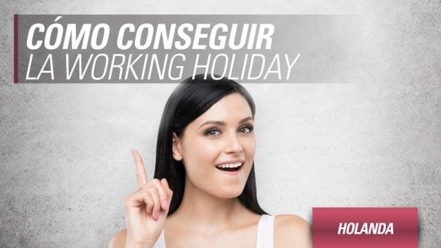 holanda como conseguir working holiday visa