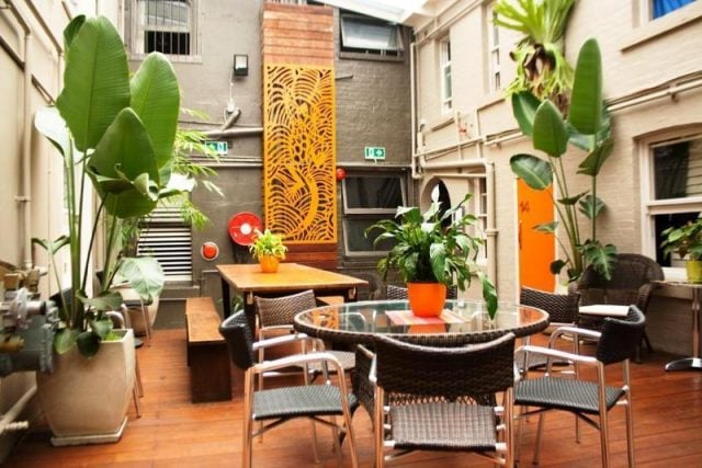 hostel sydney australia backpackers hq