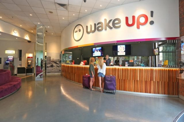 hostel sydney australia wake up