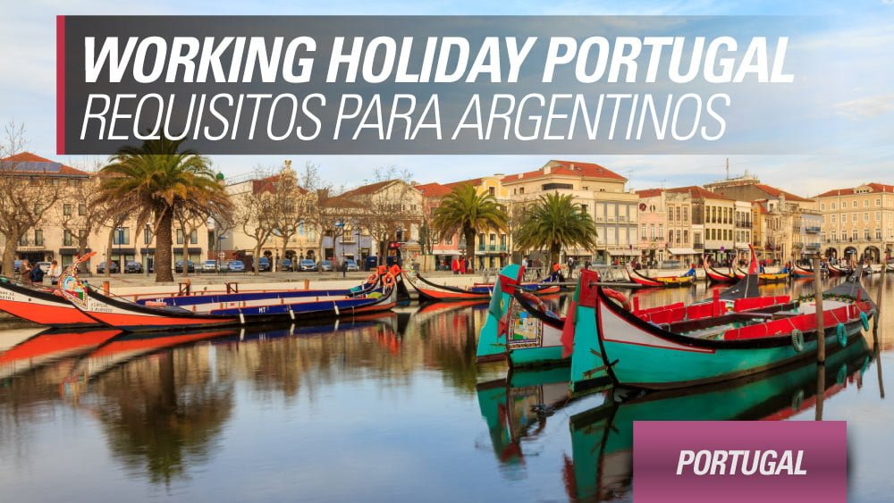 requisitos working holiday portugal