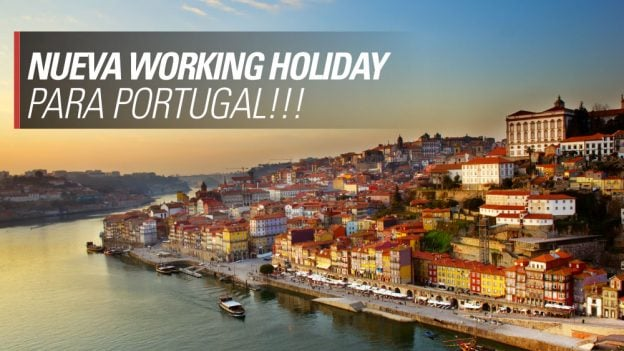 working holiday portugal para argentinos